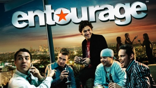 """The Go / """"Summers Gonna Be My Girl"""" on HBO's Entourage"""