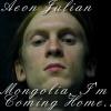 Mongolia, I'm Coming Home