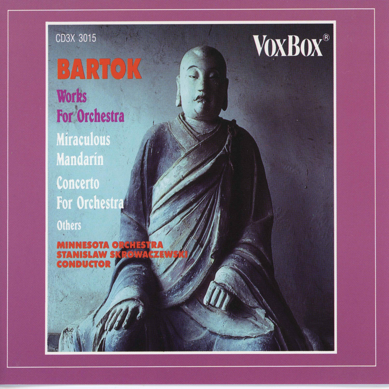 Bartók: Works for Orchestra
