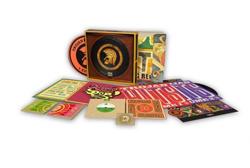 Sparta Florida Music Catalog Featured In Trojan Records 50 Box Set