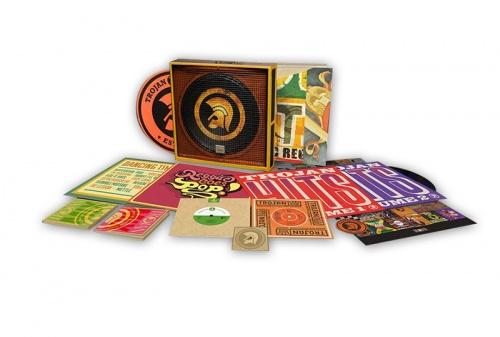 Sparta Florida Music Catalog Featured In Trojan Records 50 Box Set