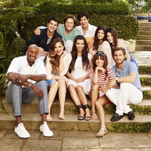 """Kenneth Thomas / """"Be With You"""" In E!'s Keeping Up With The Kardashians: A Very Merry C"""