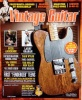 The Soul Of John Black Interviewed in December 2013 Issue of Vintage Guitar Magazine