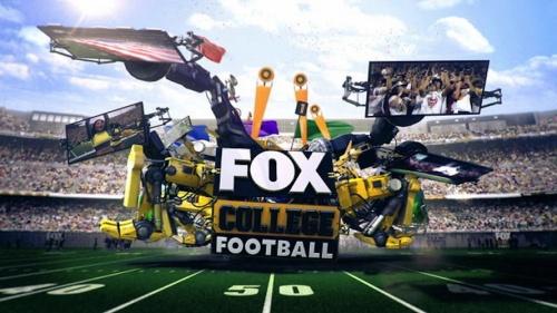 """Citizen Zero / """"Love to Hate"""" in Fox College Football Saturday Pregame Show"""