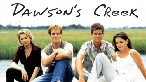 """Amy Sky / """"Angel in the Wings"""" in WB's Dawson's Creek"""