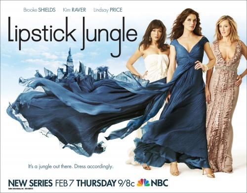 "Bitter Sweet /  ""The Bomb"" Main Title Theme of NBC's Lipstick Jungle"
