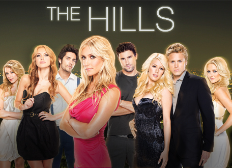 "Bitter Sweet ""Trouble"" in MTV's The Hills"