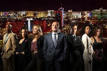 """Bruce Arnel Barnes / """"Eh Tout Quel Qu'un"""" in NBC's Las Vegas"""