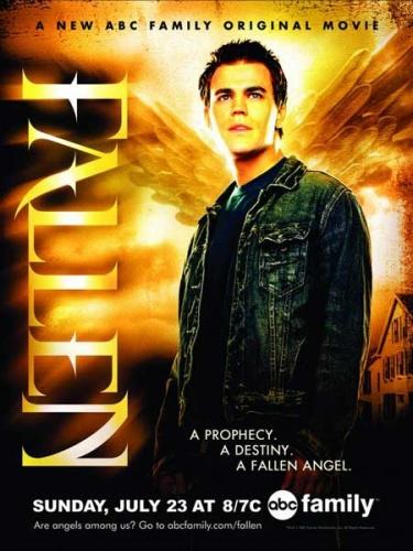 """Chris Stills / """"Flying High"""" in ABC Family's Fallen"""