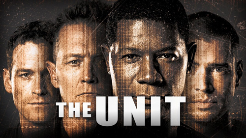 """Cooper & Bell / """"Anything Goes"""" in CBS's The Unit"""
