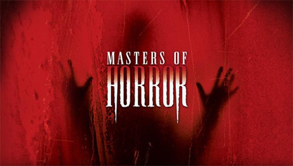 """Cooper & Bell / """"Anything Goes"""" in Showtime's Masters of Horror"""