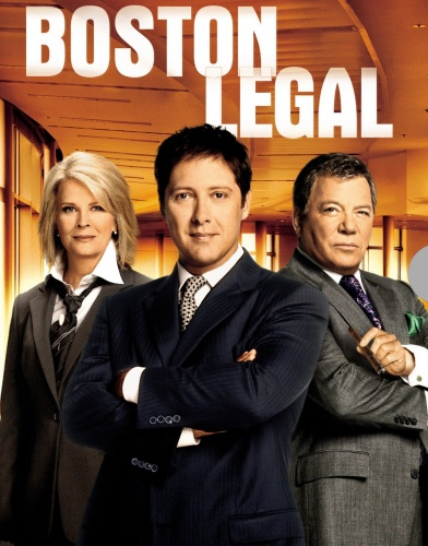 """Cooper Thompson / """"That Was Then This is Now"""" in ABC's Boston Legal"""