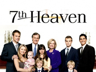 """David Newbould / """"Love in Your Heart"""" in CW's 7th Heaven"""