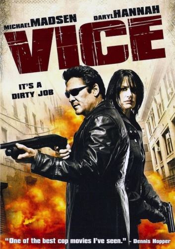 "Bobby Sealz / ""Balla Belly"" in Crime Thriller Film Vice"