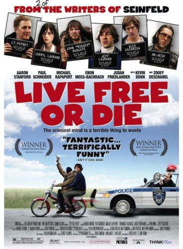 "The Go / ""Summer's Gonna Be My Girl"" In Comedy Film Live Free Or Die"