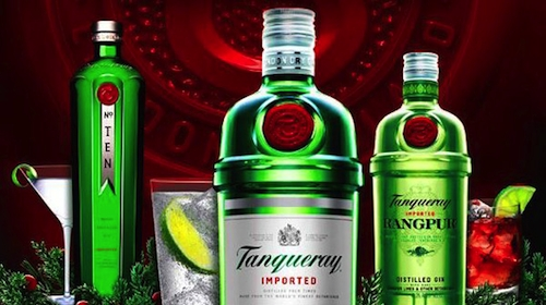 """Leanin' On Slick"" in Tanqueray Commercial"