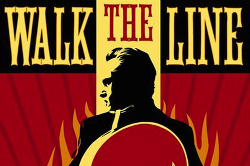 """Minnie Johnson & The Minuettes / """"You Get To Me"""" in Feature Film Walk The Line"""
