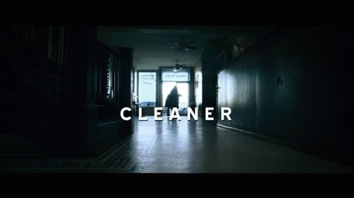 "The Elevations / ""Knockin"" in Millenium Films Crime Thriller Cleaner"