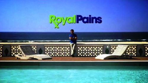 "The Noises 10 / ""Never Know"" in USA's Royal Pains"