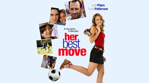 "Scott Cresswell / ""Doubt""  in Summertime Films' Her Best Move"