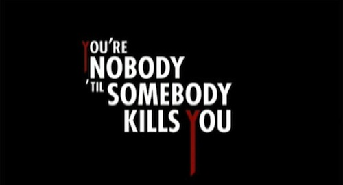 "BIONIK / ""Chevy 64"" in Horror Film You're Nobody 'Til Somebody Kills You"