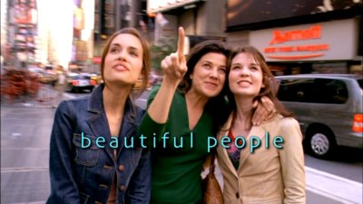"""Tim Feehan / """"It's Up Now"""" in ABC's Beautiful People"""