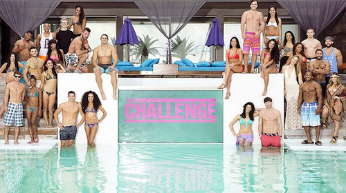 """Esquille / """"Rock This Club Down"""" In Episode of MTV's The Challenge 25: Free Agents"""