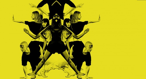 Sydney Dance Company Perform 'Frame Of Mind' with Australian String Quartet