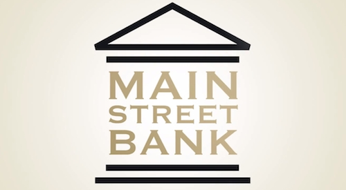 Original Music Featured In Main Street Bank Ad Campaign