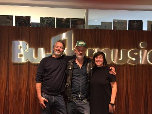 Nikko Weidemann Signs Publishing Deal With Budde Music