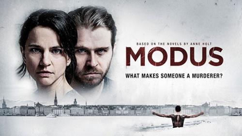 Swedish tv-series 'Modus' (2015-17)