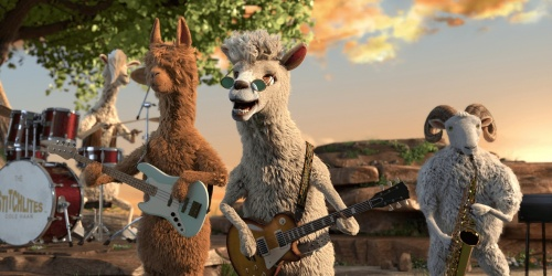 """""""Wooly Bully"""" Featured in Cole Haan Animated Advertisement"""