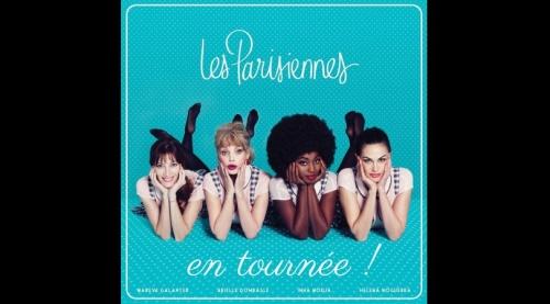 Les Parisiennes en tournée