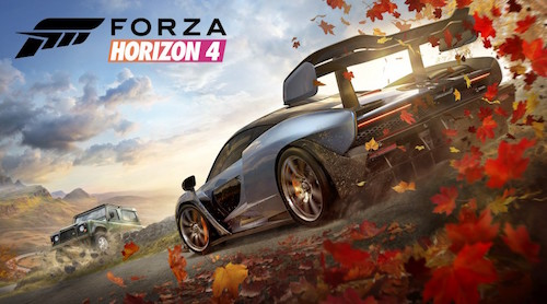 "AceMyth / ""Trepidation"" Featured In Latest Trailer For Microsoft Xbox Forza Horizon 4"