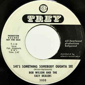 She's Something Somebody Oughta See
