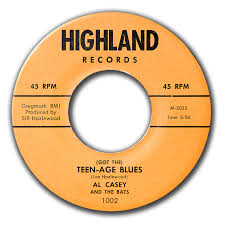 (Got The) Teen-Age Blues