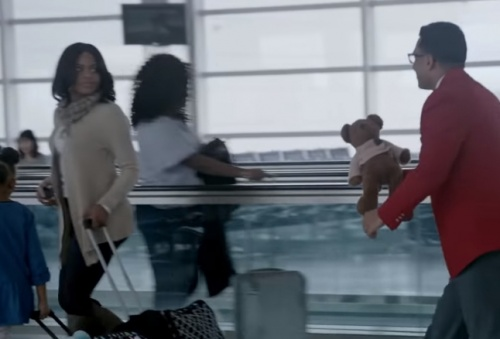 Placement: Delta Airlines Commercial