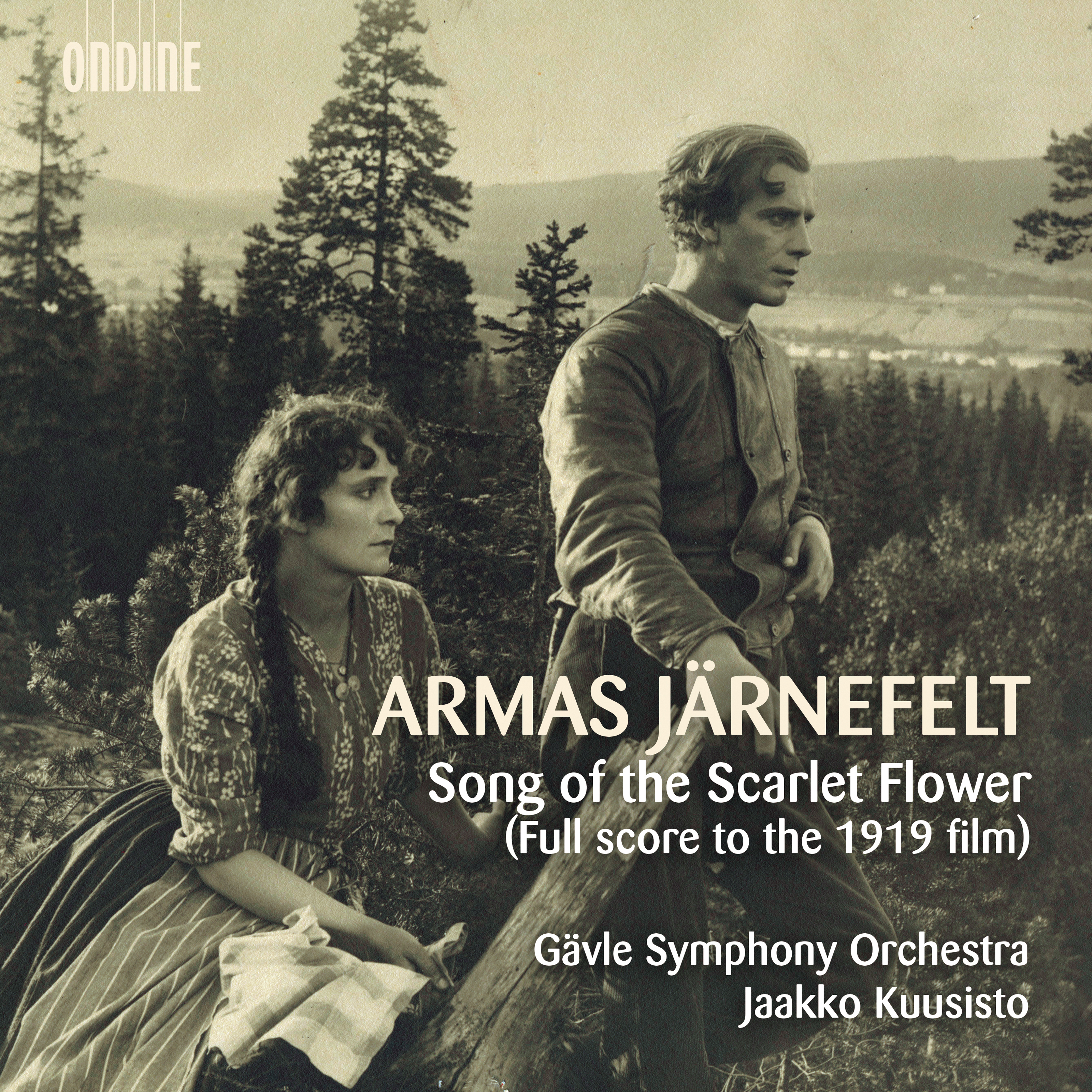Song of the Scarlet Flower (Full Score to the 1919 Film)