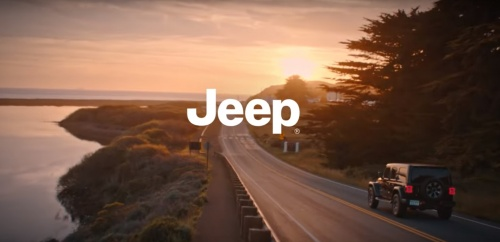 Placement: Jeep Wrangler