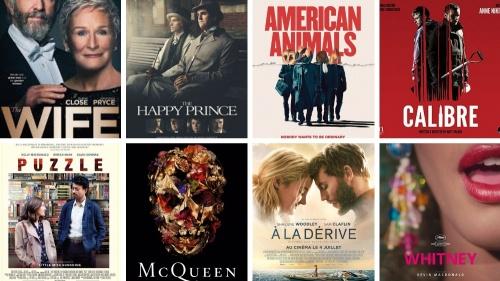 2018 - Retour sur une année riche en musique de films pour nos compositeurs
