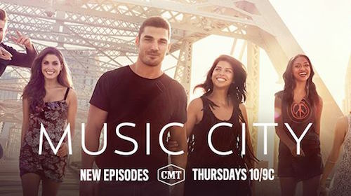 """You're Somebody Else"" To Be Featured In Ep #204 Of CMT's Music City"