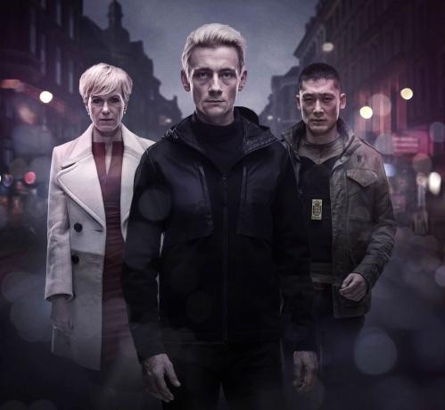 Danish tv-series 'Bedrag III' (2019)