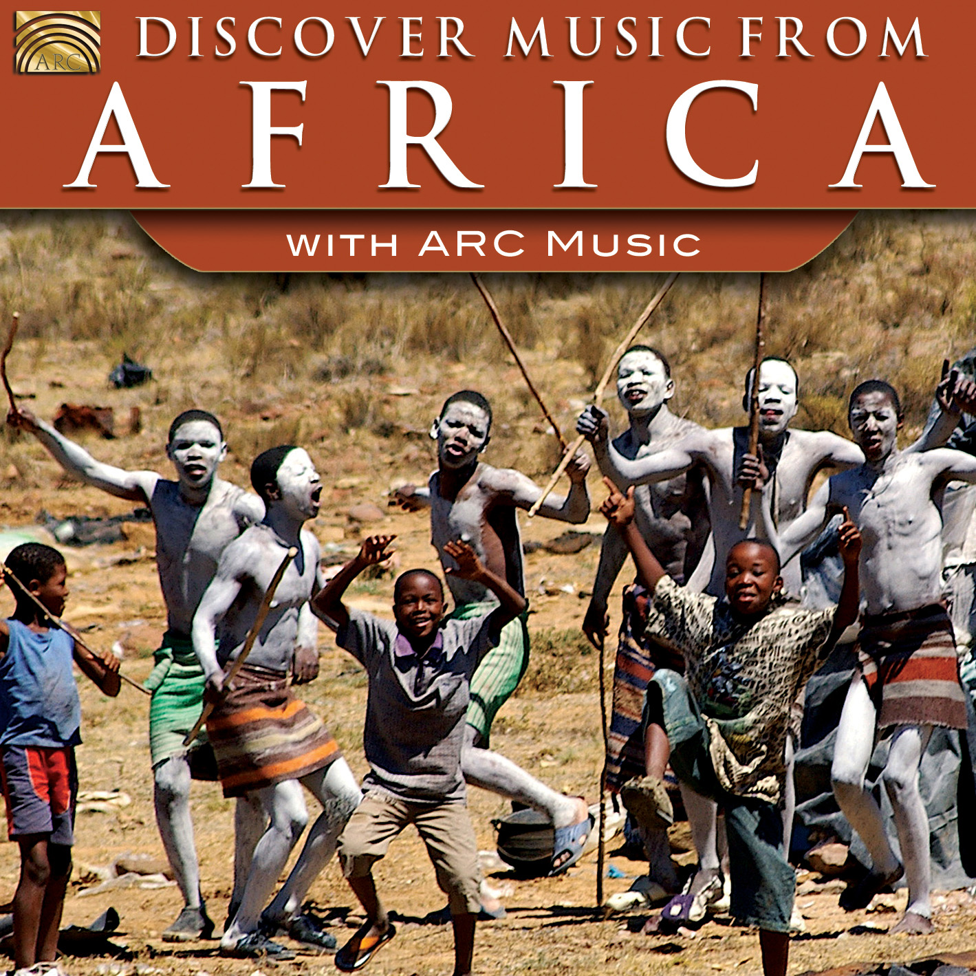 Discover Music from Africa