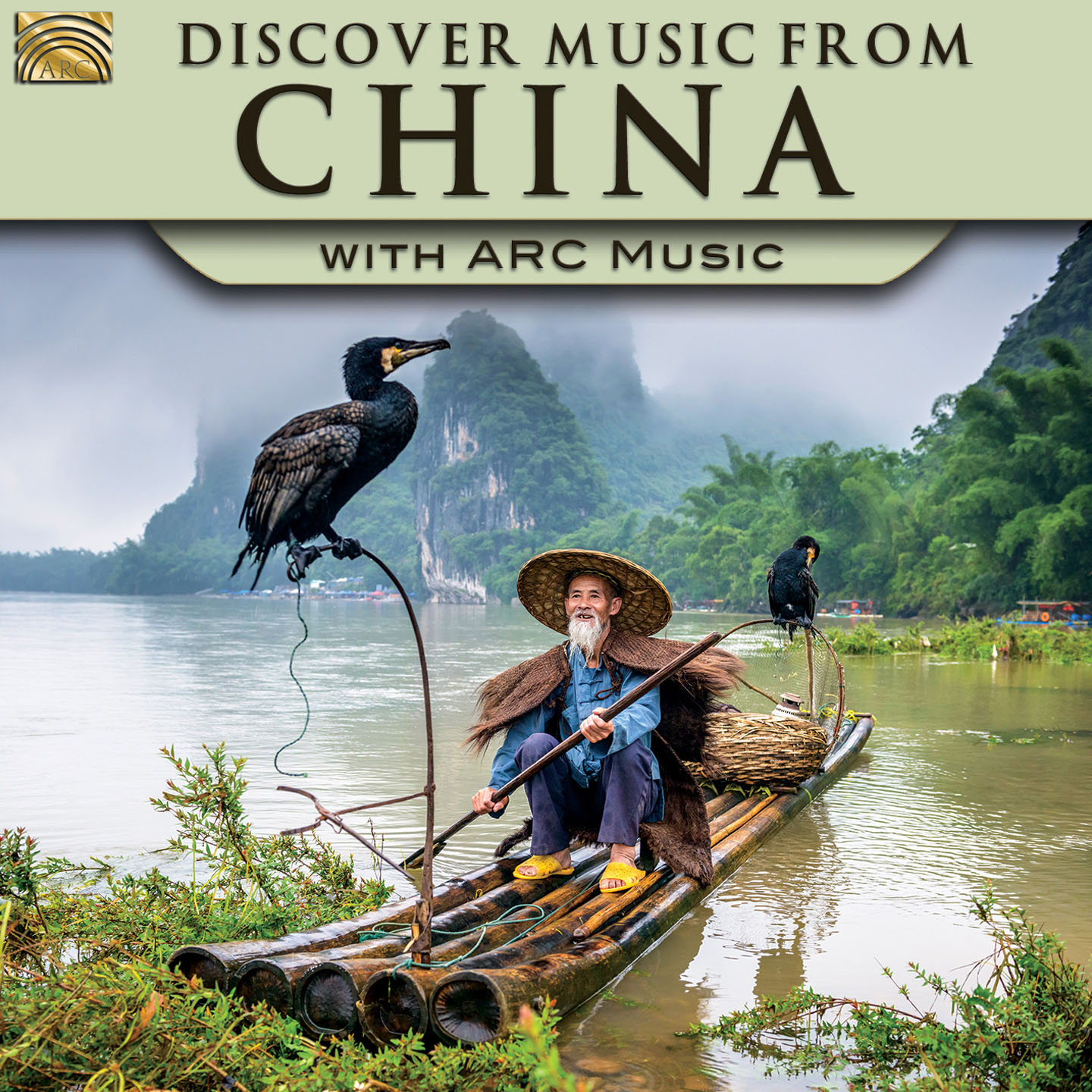 Discover Music from China