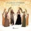 Gaudete (Arr. E. Turner for 4 harps)