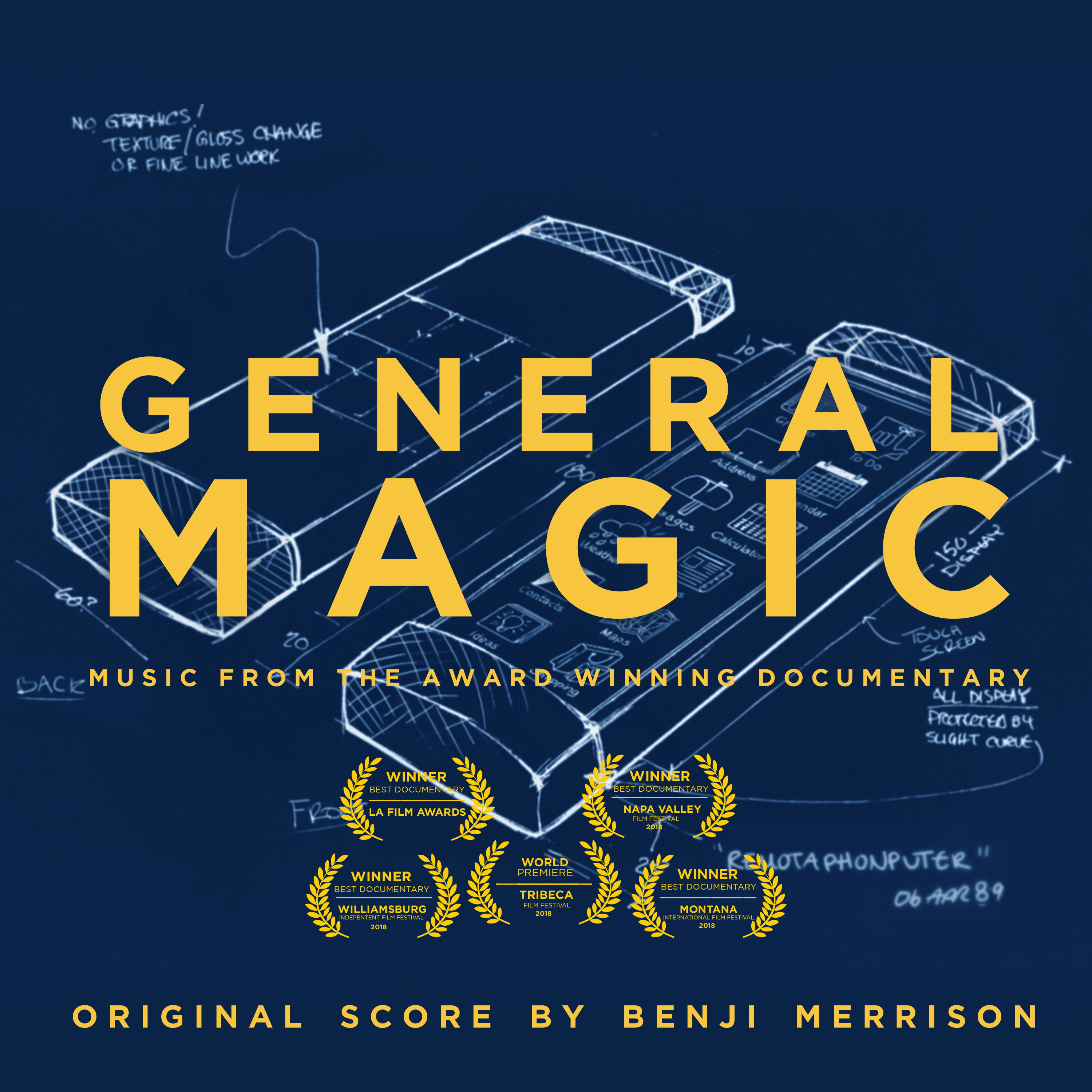 General Magic (Original Film Soundtrack)