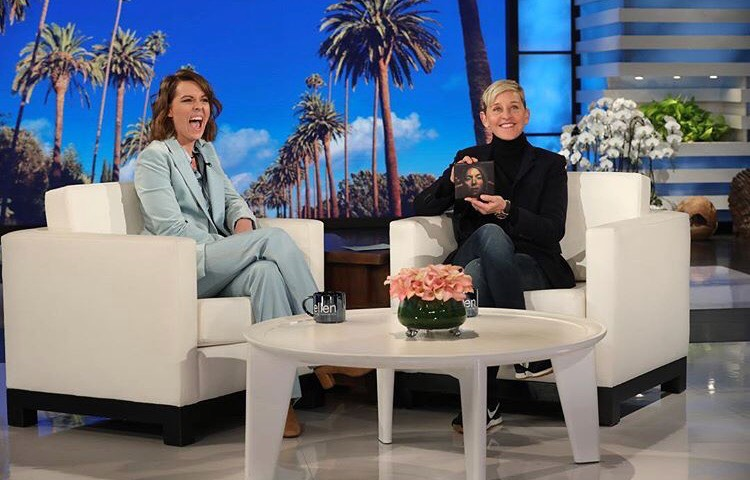 Brandi Carlile's Stunning Solo Performance on Ellen