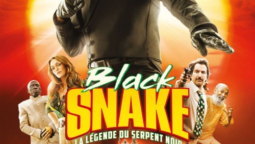 Black Snake de  Thomas Ngijol et Karole Rocher