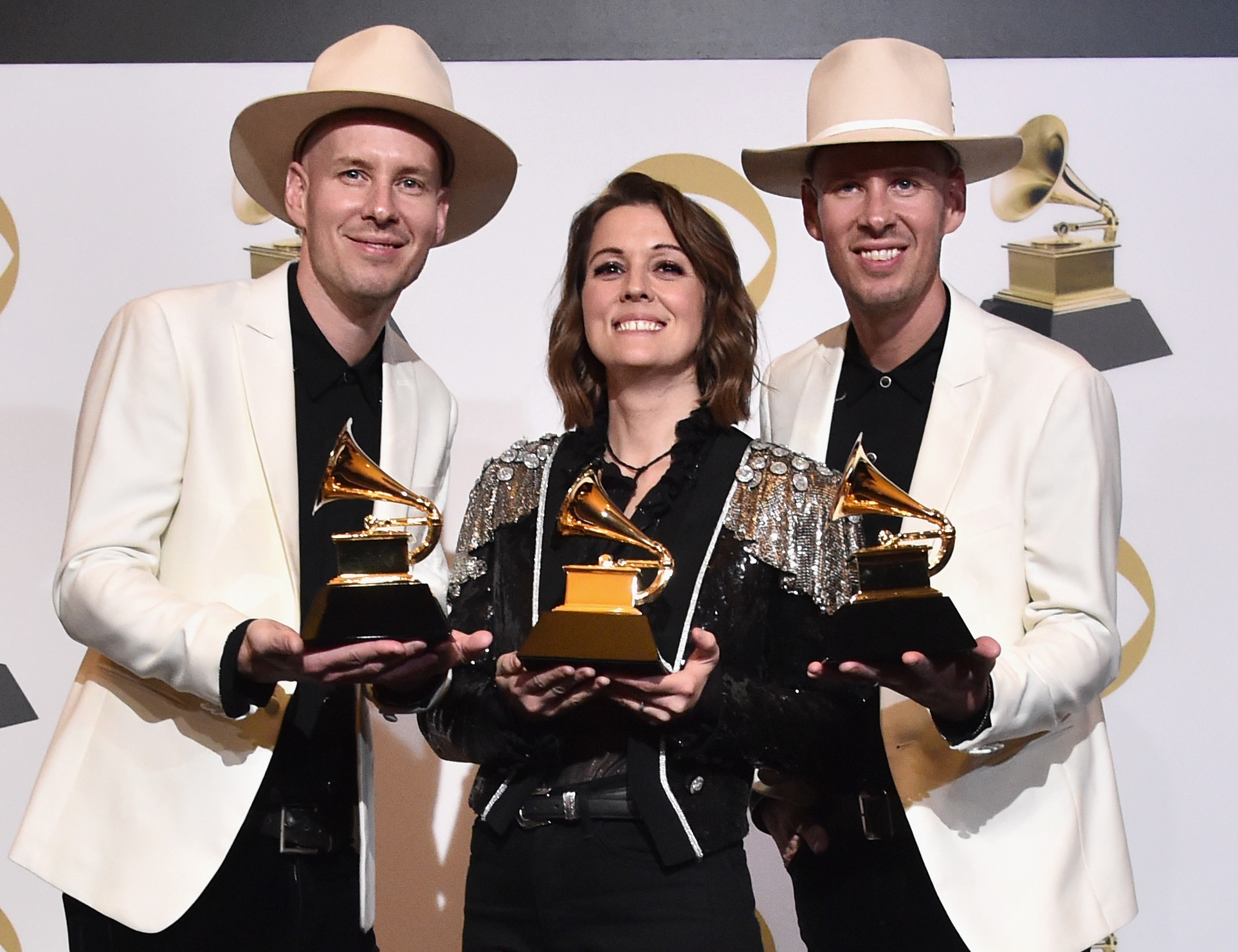 Brandi Carlile Takes Home Three Grammys at the 61st Annual Awards