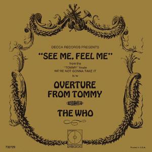 See Me, Feel Me (Single Version)